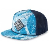Кепка Dakine Classic Diamond Trucker Washed Palm