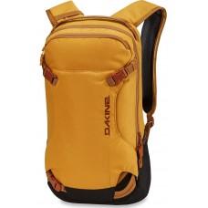 Рюкзак Dakine Heli Pack 12L Mineral Yellow
