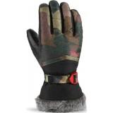 Перчатки Dakine Alero Glove Patchwork Camo