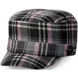 Кепка Dakine Amanda Black Plaid