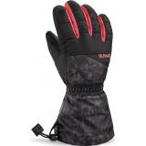 Перчатки Dakine Avenger Jr Glove Leopard