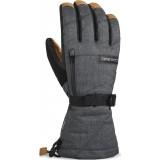 Перчатки Dakine Leather Titan Glove Carbon