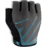 Велоперчатки Dakine Novis 1/2 Finger Glove Charcoal