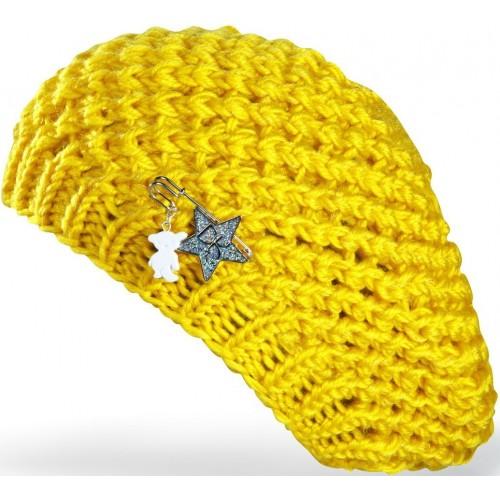 dakine Берет Dakine Pearl Yellow