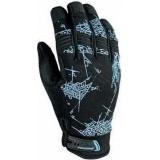 Велоперчатки Dakine Prodigy Kids Glove Black / Cyan Shotgun