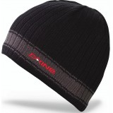 Шапка Dakine Ribbed Pinline Black / Charcoal