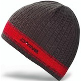 Шапка Dakine Ribbed Pinline Charcoal Red