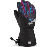 Перчатки Dakine Tracker Jr Glove Blue Flowers