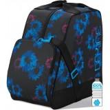 Сумка для ботинок Dakine Womens Boot Bag 30L Blue Flowers