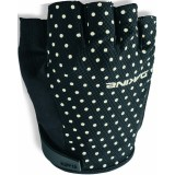Велоперчатки Dakine Womens Novis 1/2 Finger Glove Black Dotty